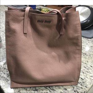 Miu miu handbag 👜